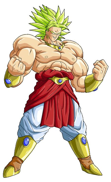 Kaos Z Saiyan Broli broly villains wiki fandom powered by wikia