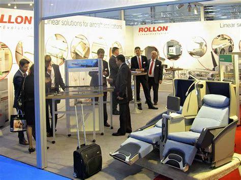 aircraft interiors expo 2012
