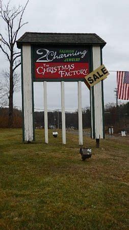the christmas factory marshalls creek all you need to