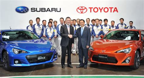 Is Subaru Owned By Toyota We Ask Toyota And Subaru About May S Claim That