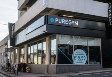 puregym brighton flexible gym passes bn brighton paug