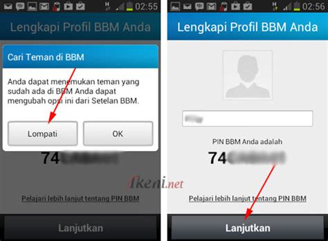 membuat email baru untuk bbm download cara install bbm di android ikeni net
