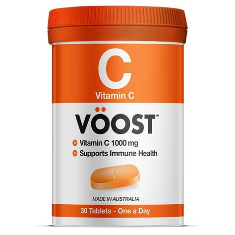 Vitamin C 1000mg chemist warehouse voost vitamin c 1000mg 30 tablets compare club