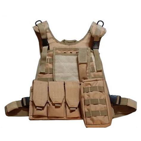 Jaket Vest Tactical Outdoor outdoor sport usmc airsoft molle tactical vest molle combat assault plate carrier vest