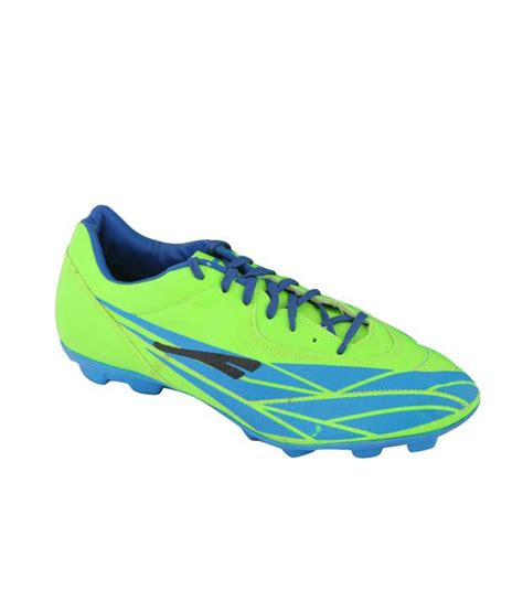impact football shoes shopping impact outdoor desire green and blue football sport