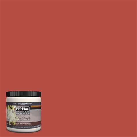 home depot behr exterior paint behr premium plus ultra 8 oz m160 7 raging bull interior