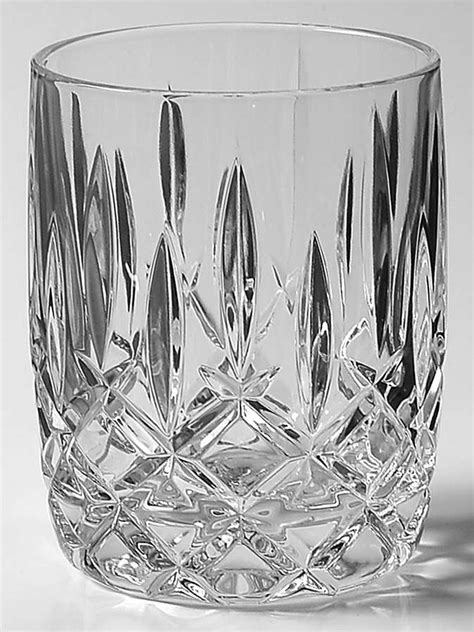 gorham barware gorham lady anne double old fashioned glass 167500 ebay