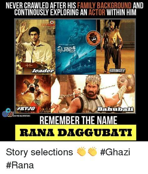 Remember The Name Meme - 25 best memes about rana daggubati rana daggubati memes
