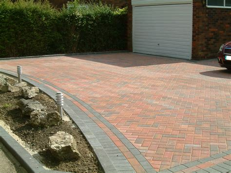 block paving driveways cost