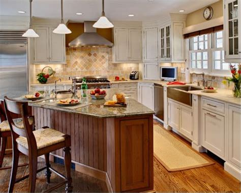 triangle kitchen cabinets triangle island houzz