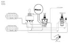 piezo wiring diagram
