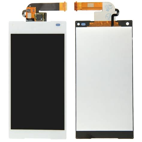 Lcd Touchscreen Sony Xperia Z5 Compact Hitam lcd display touch screen digitizer assembly replacement for sony xperia z5 compact z5 mini