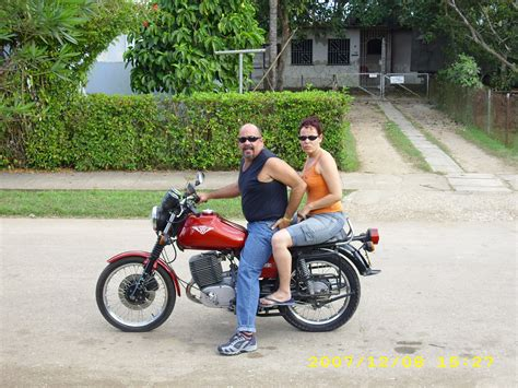 Motorrad Re by Re Mit Dem Motorrad Nach Kuba 2