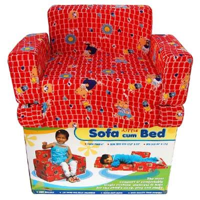 kids sofa cum bed sunny kids seater sofa cum bed buy online from