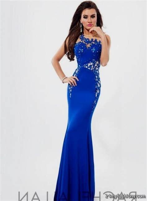 royal blue fitted prom dresses 2016 2017 b2b fashion
