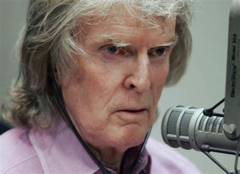 Cbs Radio Msnbc To Suspend Imus 2 Weeks by Media Confidential After 50 Years Don Imus To Sign