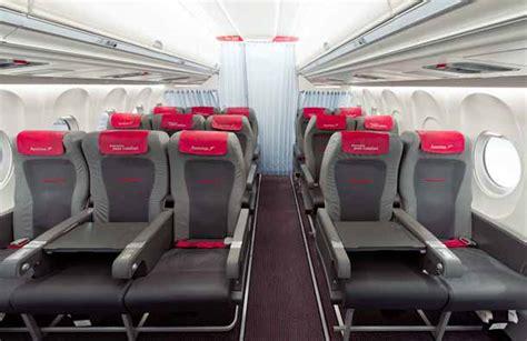 außenküchen designs austrian airlines fokker dash mit neuem innendesign