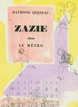 zazie in the metro
