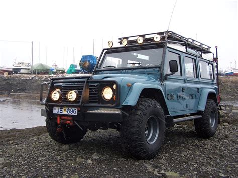 land rover defender lifted pics for gt land rover defender lifted