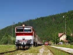 vylet vlakom tip na cyklo v 253 let vlakom až k nebesk 253 m v 253 šin 225 m