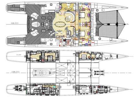 catamaran yacht layout luxury yacht charter hemisphere pendennis catamaran