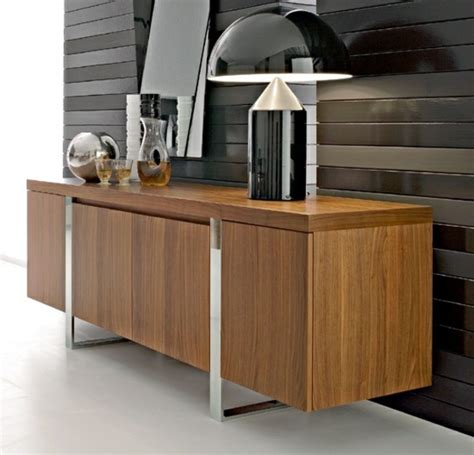 Contemporary Sideboards And Commodes Interior Design Modern Buffet Table Furniture