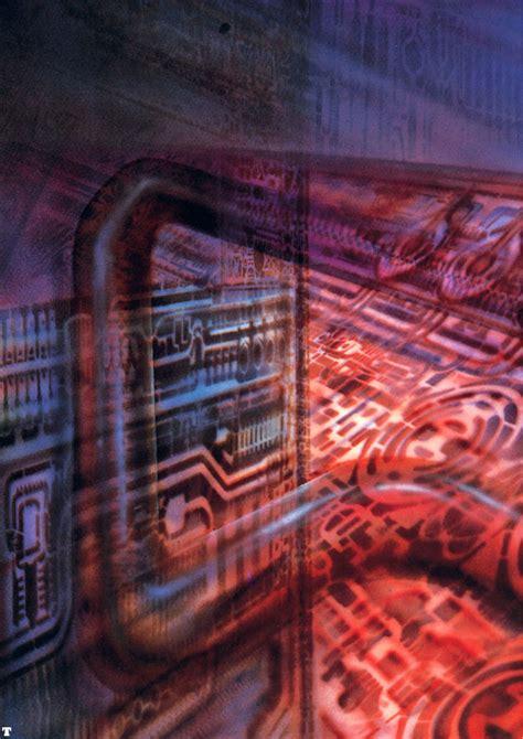 landscape  science fiction   giger