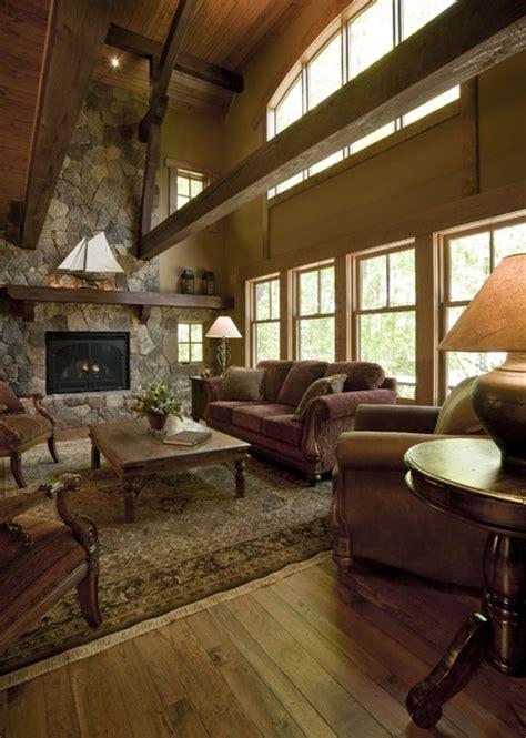 living room minneapolis rustic cabin rustic living room minneapolis by