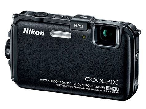 Kamera Nikon Coolpix Aw100 test outdoor digitalkamera nikon coolpix aw100 audio