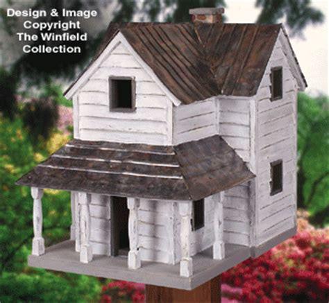 money saving pattern sets   rustic birdhouse patterns