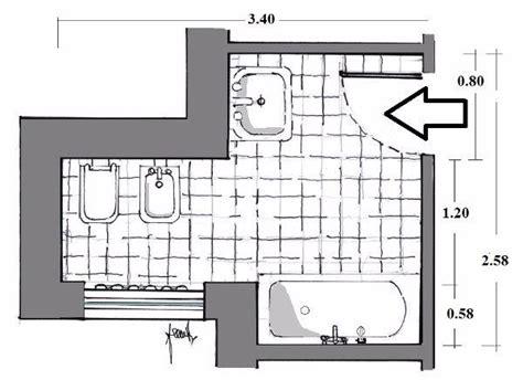 come disegnare un bagno progettare un bagno