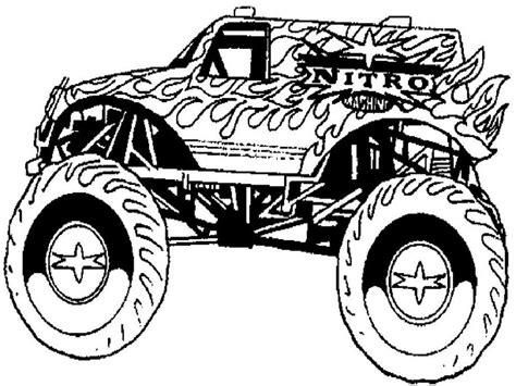 monster truck destruction kids monster jam maximum destruction coloring pages monster
