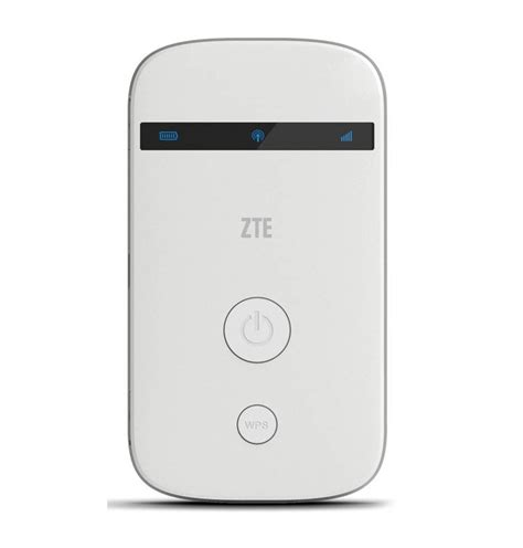 Wifi Portable Zte Zte Mf90c1 4g Lte Mobile Wifi Hotspot