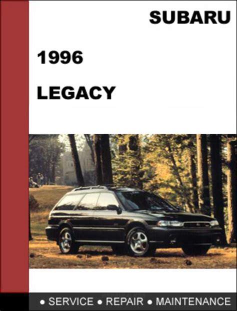 old car repair manuals 1996 subaru legacy interior lighting subaru legacy 1996 factory service repair manual download downloa