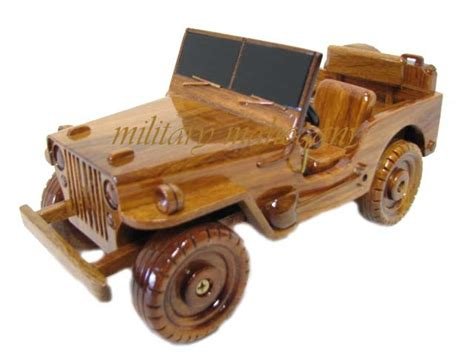 Wooden Jeep Pdf Diy Plans For Wooden Jeep Plans Outdoor