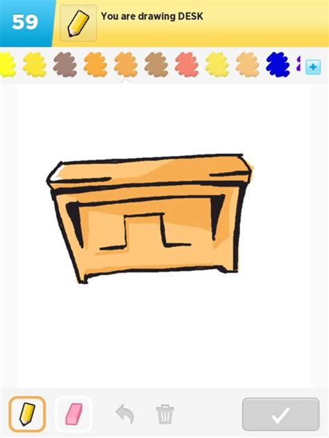 How To Draw A Desk by Desk Drawings How To Draw Desk In Draw Something The