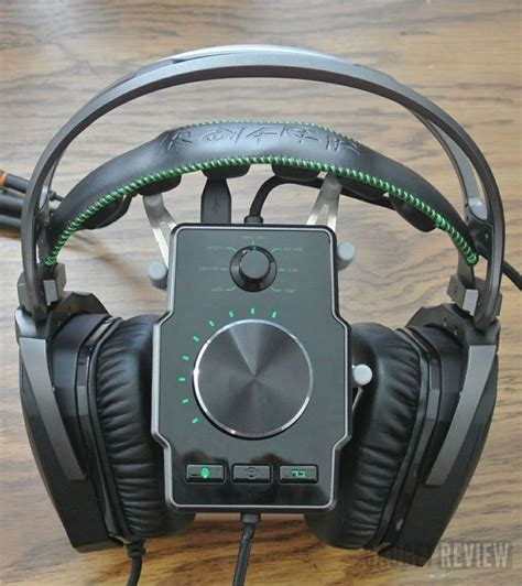 Headset Razer Tiamat razer tiamat elite 7 1 surround sound gaming headset review
