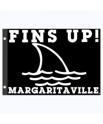 margaritaville boat flags fins up boat flag home decor margaritaville