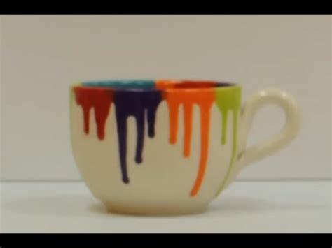 crock a doodle painting ideas crock a doodle pottery painting technique drip mug