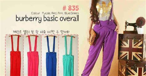 Gamis Maxi Overall Kancing Rok Kodok Dress Soft Denim vkoy boutique supplier butik hijabers burberry basic overall hijabers