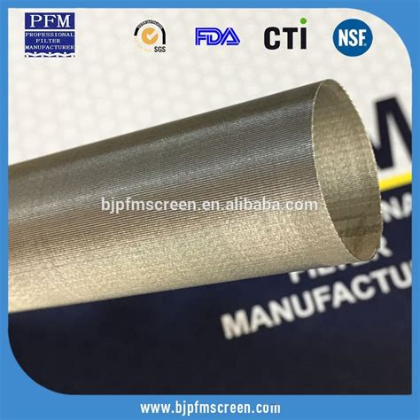 Tabung Filter Stainless Steel 1054 1pc 304 stainless steel woven wire mayitr 50 mesh silver fil stainless steel wire mesh filter