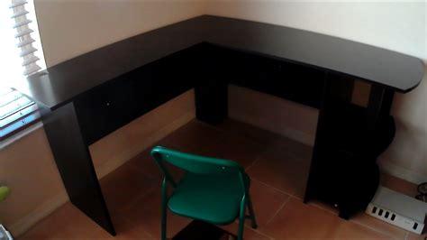 ameriwood home l shaped desk ameriwood home dakota l shaped desk with bookshelves