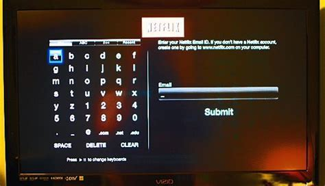 Vizio Tv Reset Netflix Account | how do i change the channel on my vizio for internet