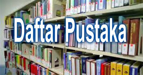 Kartini By Pustaka Karya Ilmu penulisan daftar pustaka pada karya tulis ilmiah