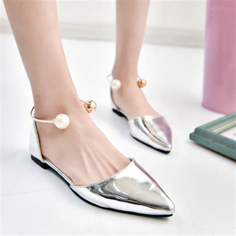 Wedding Shoes In by Flat Wedding Shoes For You To Wear On Your Marriage Day
