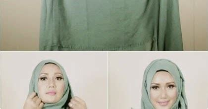 tutorial hijab tanpa jarum video tutorial hijab simple tanpa jarum pentul