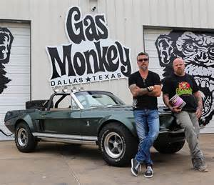 richard rawlings gas monkey images car interior design