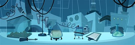 layout of dexter s apartment cartoon network on behance
