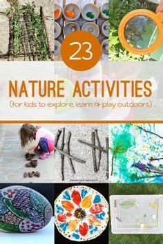 161 best images about nature activities on pinterest 1000 images about nature inspired arts and crafts for