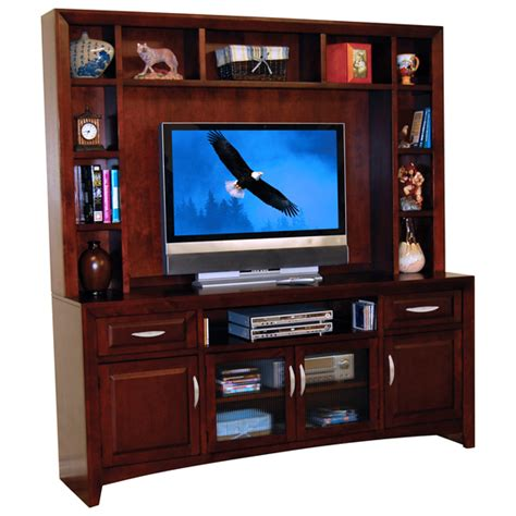 80 inch console entertainment centers 80 quot tv console media hutch from